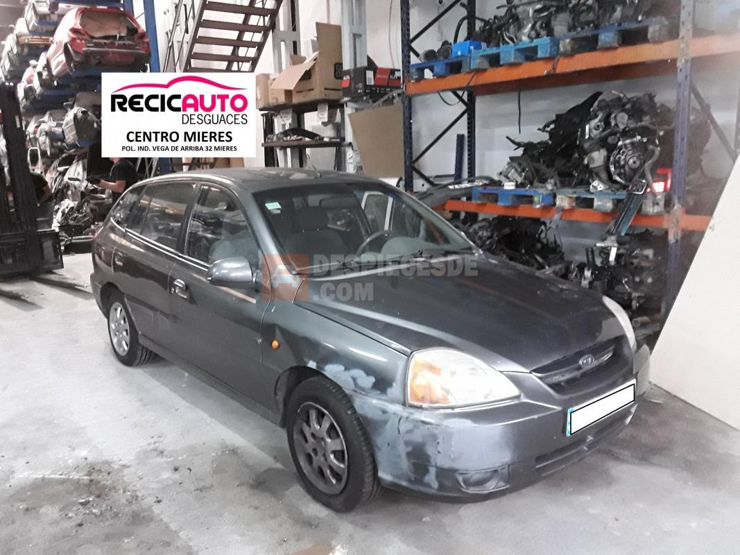 Despiece Kia Rio I Hatchback  Dc  1 3 I  75 Cv  2003  Compra Piezas De Segunda Mano Kia Rio I