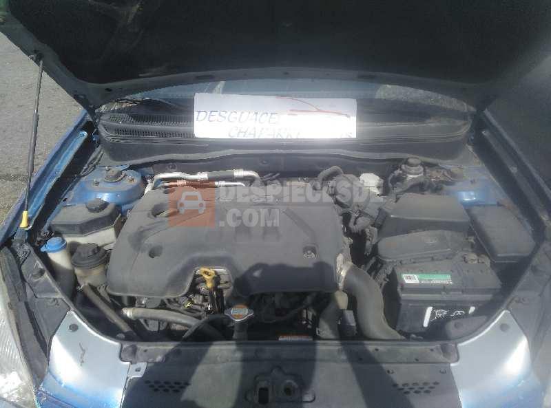 Despiece Kia Rio Ii Hatchback  Jb  1 5 Crdi  109 Cv  2009  Compra Piezas De Segunda Mano Kia Rio