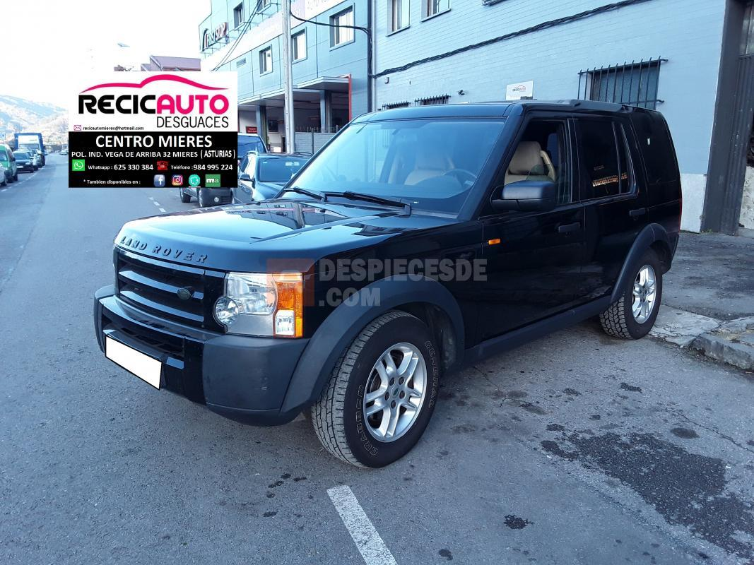 Land Rover Discovery III 2.7 TDI (190 cv)