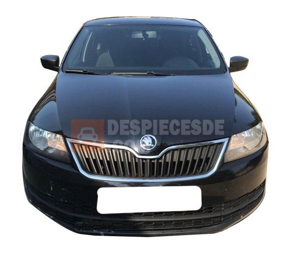 Skoda Rapid Spaceback 1.6 TDI (105 cv)